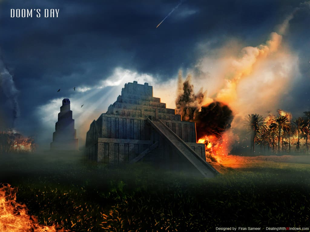 The Doom's Day Featured Design Final